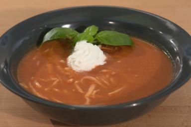 Zupa pomidorowa Mateusza Gesslera