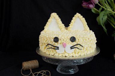 Tort urodzinowy Kitty