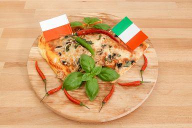 Włoski spód pizzy od Hanny Lis