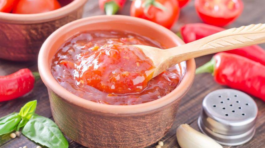 Domowy sos chili