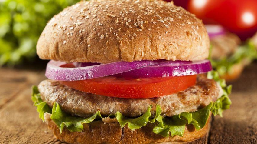 Domowe burgery z grilla