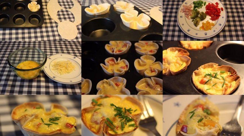 Kubeczki śniadaniowe