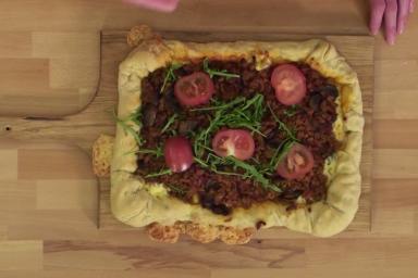 Pizza regionalna Igora Suskiego!