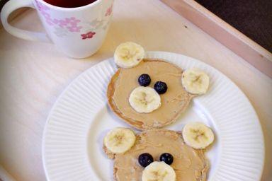 Misiowe pancakes