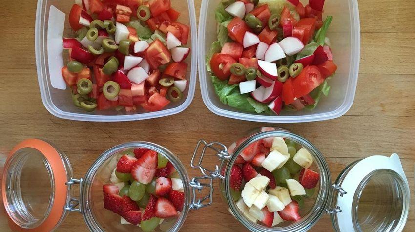 Owocowo-warzywny raj