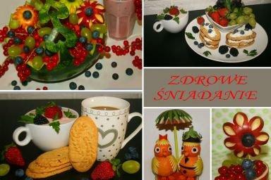 bajkowe sniadania dla dzieci