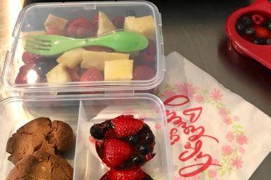 Szkolny box pełen witamin i składników odżywczych
