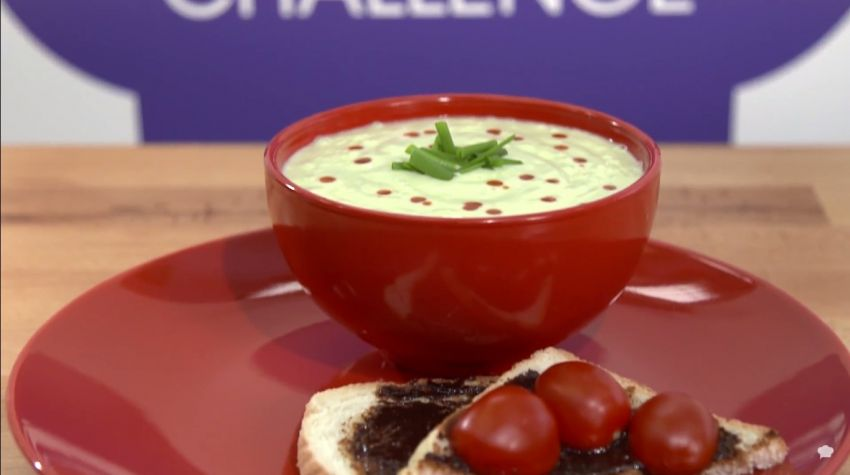 Chilled Avocado Soup – australijska alternatywa dla chłodnika Sabriny Staniewskiej