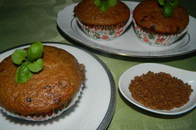 Muffinki kawowe
