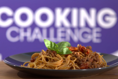 Spaghetti wg Rafała Kwaczka