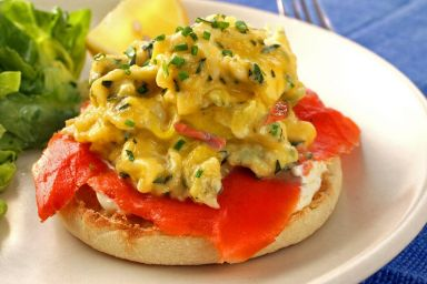 : Jajecznica ze smakiem