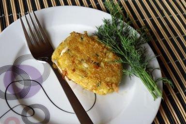 Kotleciki serowo- jajeczne