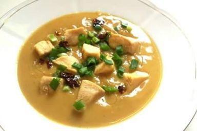 zupa curry z kormą