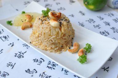 smażony ryż