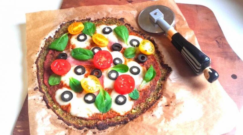 Pizza z brokuła