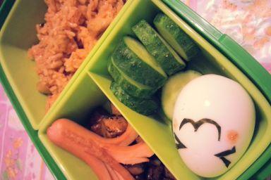 Wesoły lunch :)