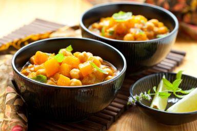 Curry z dyni