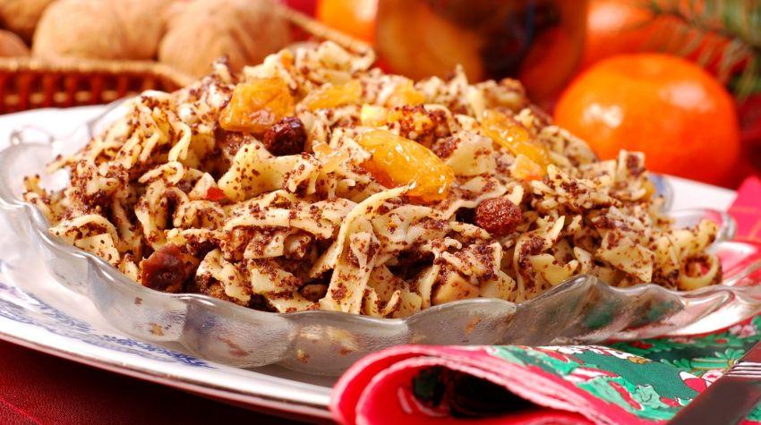 Świąteczne przepisy: kluski z makiem i pomarańczą