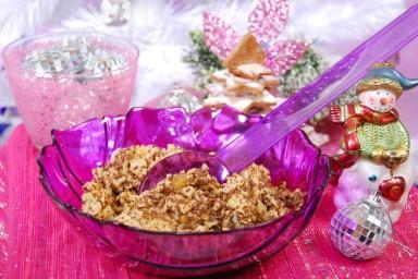 Świąteczne przepisy: fit kluski z makiem i miodem
