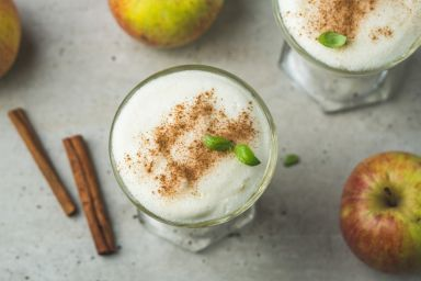 Mus jabłkowo-rumowy