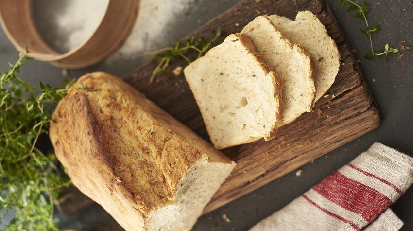 Chleb z kminkiem