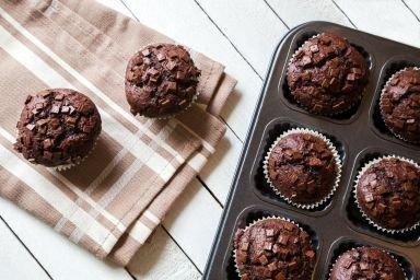 Piekielnie pyszne muffiny