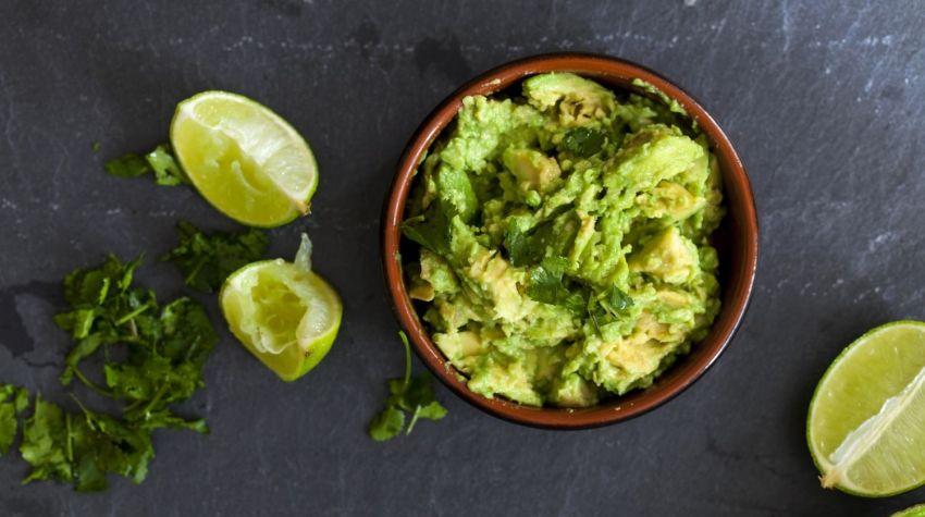 Prawdziwe, oryginalne meksykańskie guacamole