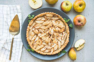 Tradycyjna tarta jabłkowa