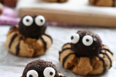 Ciastka pajączkowe