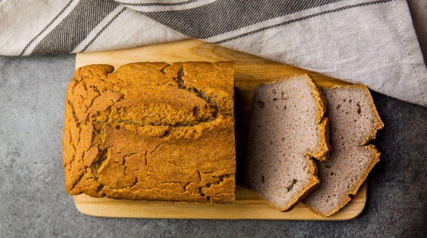 Chleb bez drożdży (gryczany)