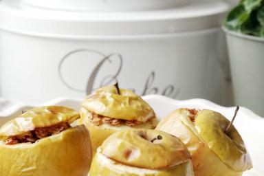 najlepsze pieczone jabłka ;)
