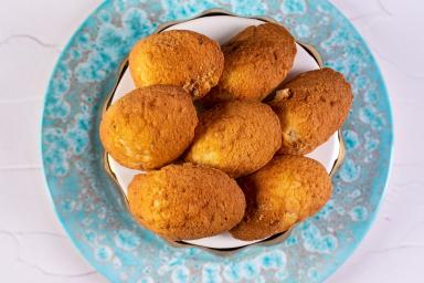 Ciasto Magdalenki