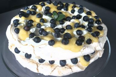 Cytrynowa bezokolada