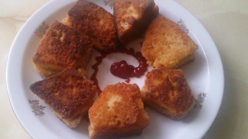 Chlebowe kąski