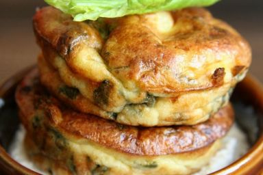 Muffiny szpinakowe