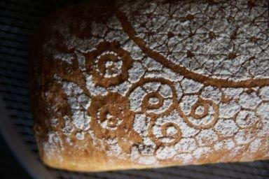 Biały chleb na serwatce