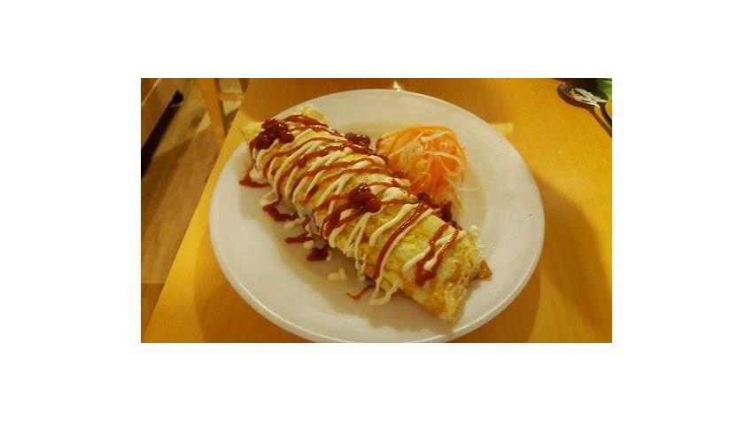 Japonski omlet w innej odslonie