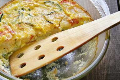 Omlet hiszpański z ziemniakami
