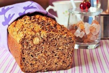 Chleb z gryką i pęczakiem