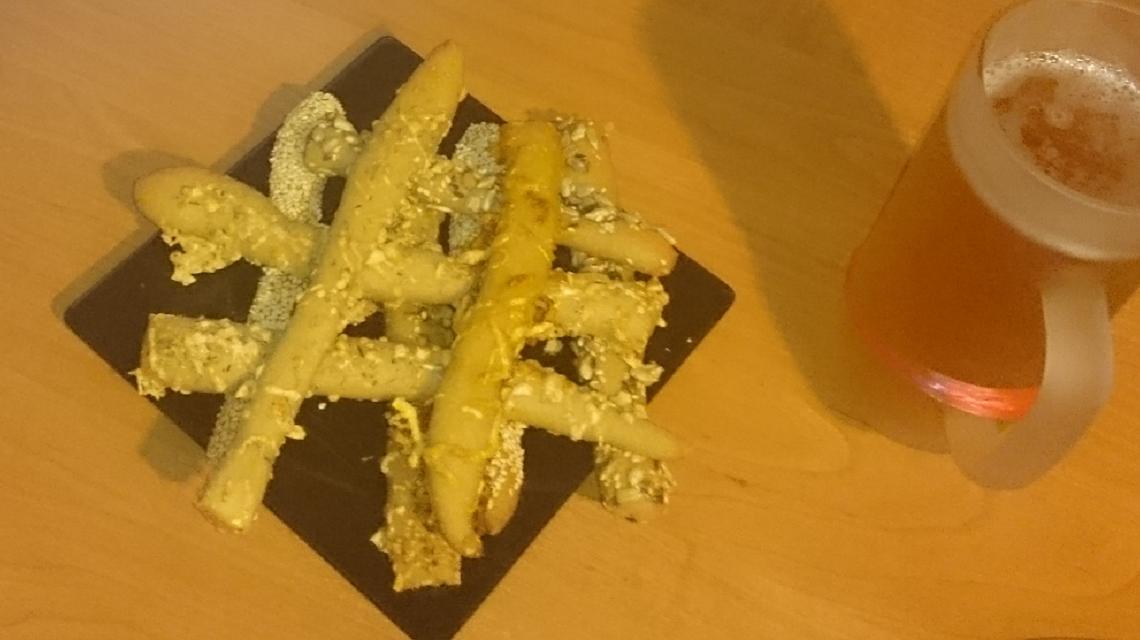 Paluchy Chlebowe w róznych smakach
