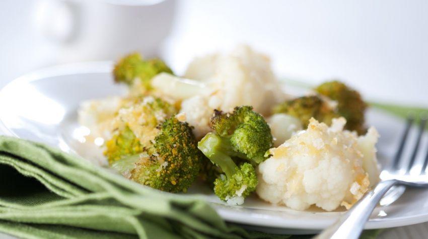 Kalafior - brokuły