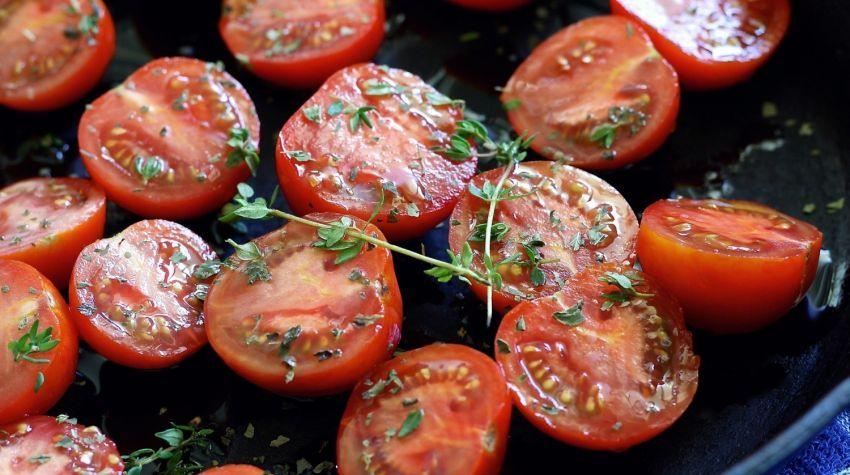 Grillowane pomidory