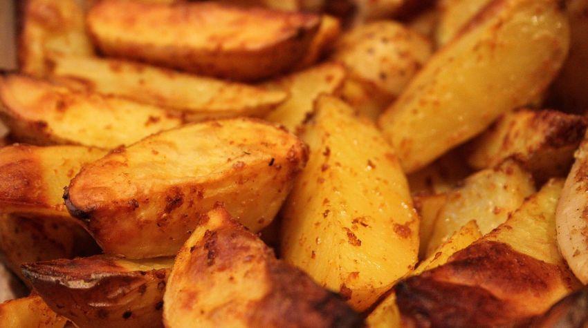 Ziemniaki z Parmesanem
