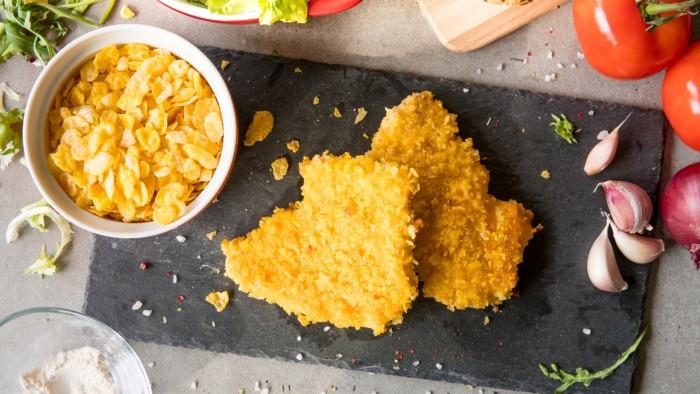 Kanapka z chrupiącym kurczakiem - krok 3