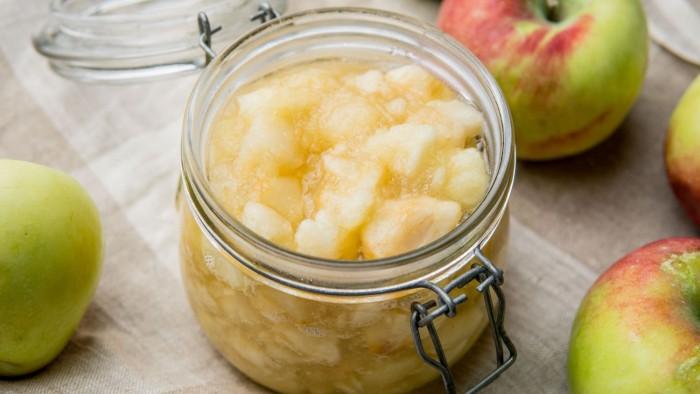 Mus jabłkowy - krok 3
