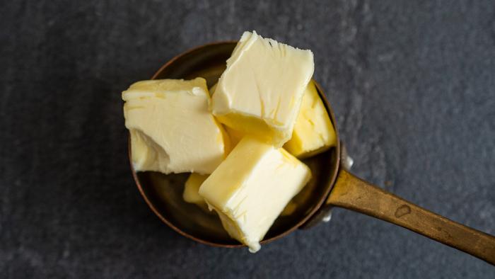 Palone masło - krok 1