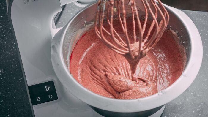 Tort Red Velvet Cake - krok 3