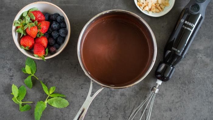 Zupa czekoladowa - krok 2