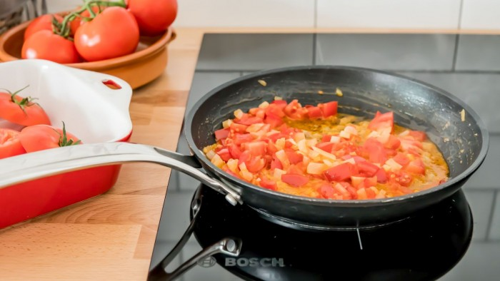 Pomidory pieczone - krok 2