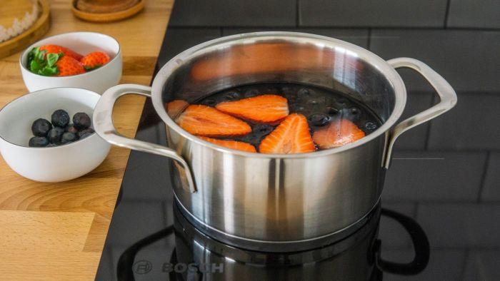Zupa owocowa - krok 2